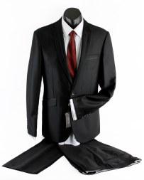 erkek siyah takım elbise fiyatları pierre cassi