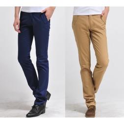 Erkek klasik dar paça pantolon modelleri (3)