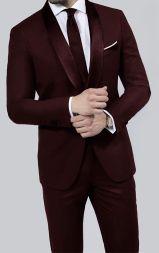 Erkek Slim fit Takım Elbise Pierre cassi magazacılık erkek giyim bayilik